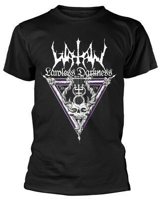 Watain 'Lawless Darkness Triangle' T-Shirt - NEW & OFFICIAL!
