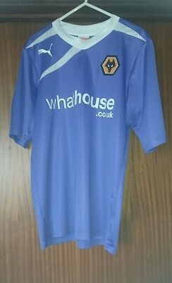 Vintage Wolves Away Shirt size S