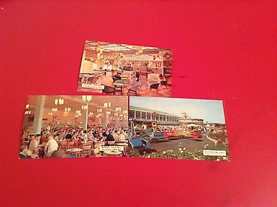 Three old post cards