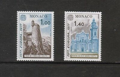 Monaco - 1977 U/mint Europa Views Set.