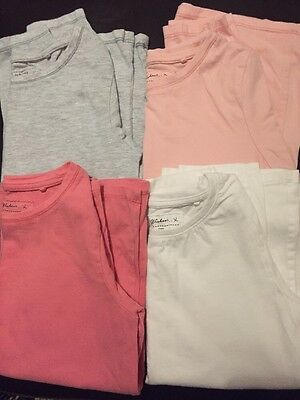 4 Girls Long Sleeved Tops From next Aged 10 VGC