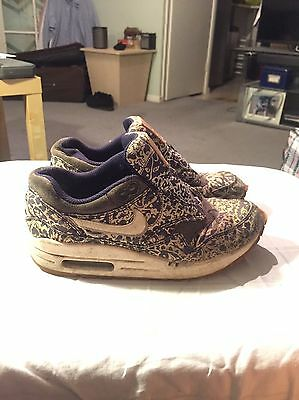Nike Air Max 1 X Liberty Women's Size Uk 3.5