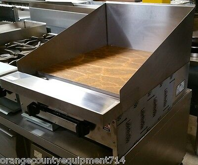 """NEW 24"""" Griddle Flat Top Grill Commercial Stratus #4097 NSF Restaurant Planchas"""