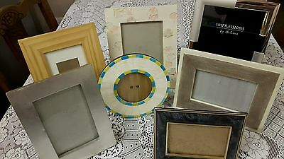Joblot Of Gallery Collection Shabby Chic Picture Frames