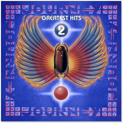 Journey - Greatest Hits 2: Int'l Bonus Track Edition [New CD] Germany - Import