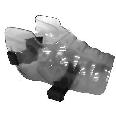 New Skate Fenders Pro Full Hockey Boot Guard Impact Protect Feet Clear S/M, L