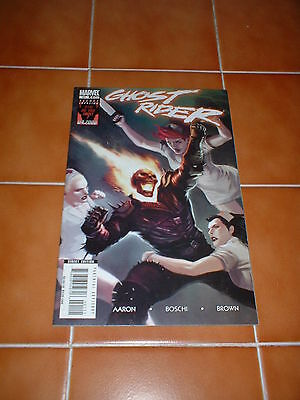 Ghost Rider  21.  Nm Cond. May 2008.  Aaron / Boschi / Brown