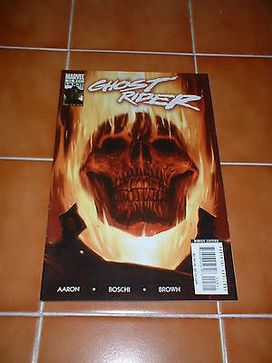Ghost Rider  23.  Nm Cond. July 2008.  Aaron / Boschi / Brown
