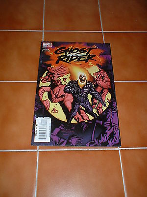 Ghost Rider  4.  Nm- Cond. Dec 2006.  Way / Texeira