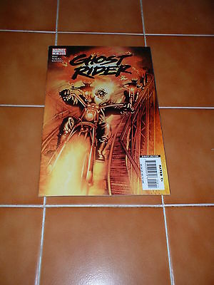 Ghost Rider  5.  Nm Cond. Jan 2007.  Way / Texeira