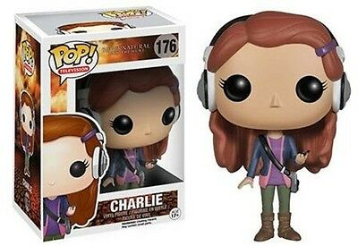 Supernatural - Charlie - Funko Pop! Television (2015, Toy New)