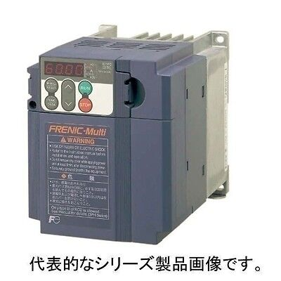 NEW!! Fuji Electric Inverter FRN0.2E1S-2J 0.2KW From Japan!!