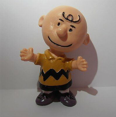 Snoopy figure - Charlie Brown from Snoopy vintage item by Schleich