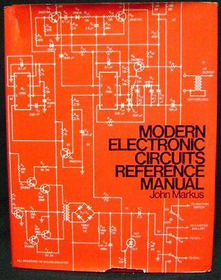 1200pg Electronic Circuits Reference Book, Markus:Telephone Microprocessor, etc