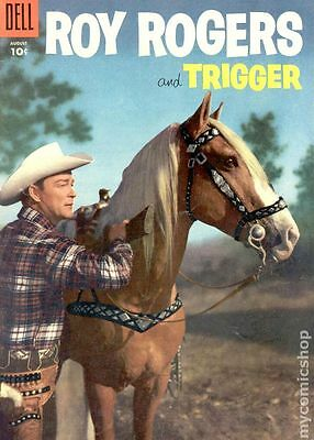 Roy Rogers Comics (1948-61 (And Trigger, # 92 on) #92 GD/VG 3.0 LOW GRADE