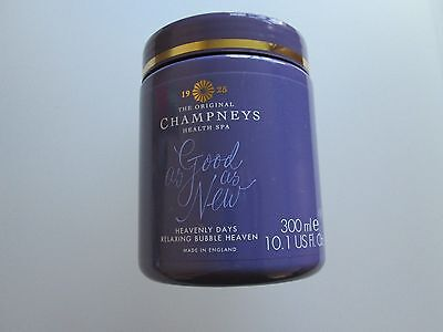 Champneys Heavenly Days Relaxing Bubble Heaven 300ml NEW