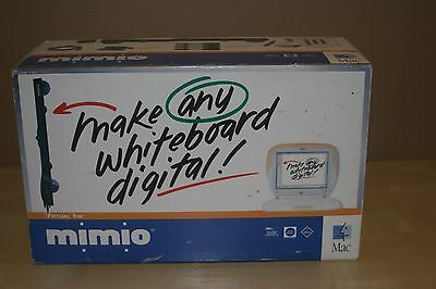 MIMIO Virtual Ink Electronic Digital Whiteboard for Mac - Meeting Assistant iMac