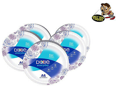 New Dixie HD Paper Plates 10 1/16 Inches Packaging May Vary