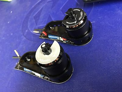 3DR Solo Drone Motor Pod Set of 2pc -  1 each AW11A and 1 each CW11A - fact RB