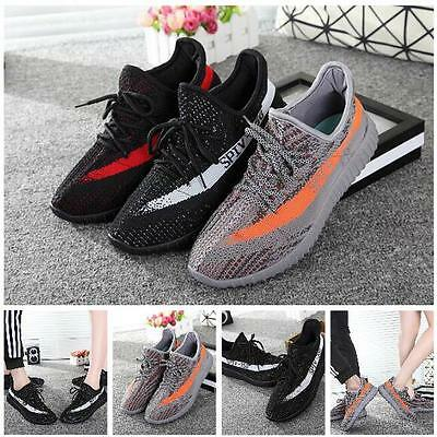 Mens Running Trainers Boost Fitness Gym Sports Comfy Lace Up Shoes Size 5.5-10