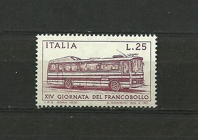 Italy 1972 Day 14 of the stamp SG 1332 MNH italia