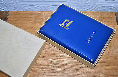 Vintage Booker Line Shipping Company Branded Collins English Dictionary in Box