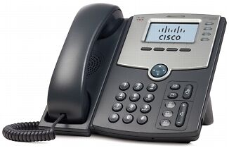 Cisco SPA504G VoIP 4-Line IP Phone FREE DELIVERY with Display, PoE and PC Port