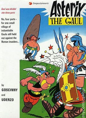 Asterix The Gaul GN (1969 Dargaud Edition) #1-REP VF