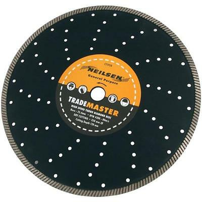 "14"" / 350 mm Turbo Diamond Cutting Disc Saw Blade"