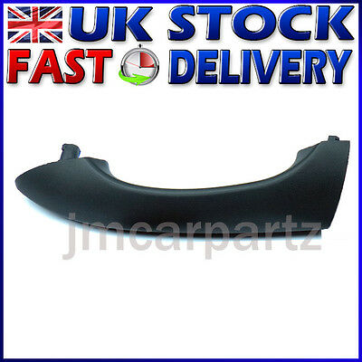 BMW X5 E53 1999-2006 FRONT LEFT OUTER DOOR HANDLE - BLACK Brand New !!!
