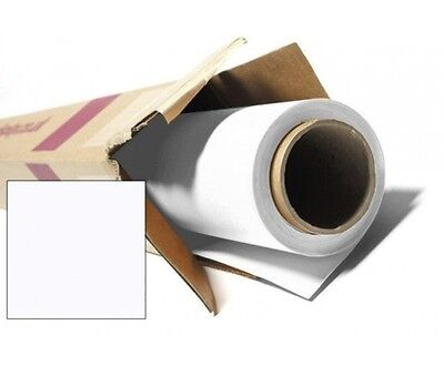 Colorama ARCTIC WHITE Background Paper Roll OFF-CUT 0.9m Wide (90cm) x 11m