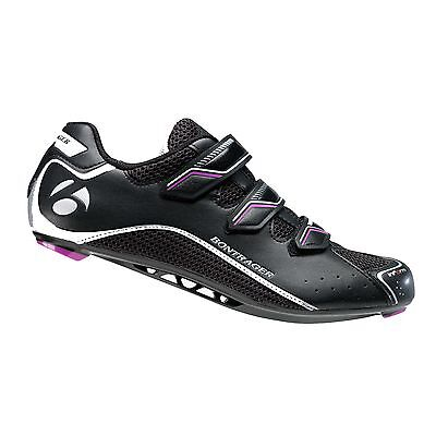 Bontrager Race Road WDS Womens Cycling Shoes - Black Size 38