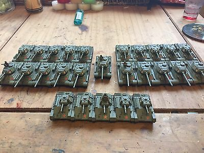 Soviet Tankovy Company For Flames Of War
