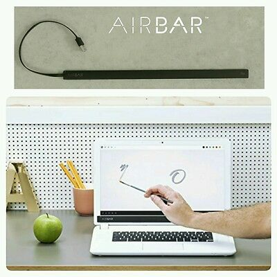 Amazing AirBar Turns Laptop 15.6 Inch Displays Into Touchscreen Brand New