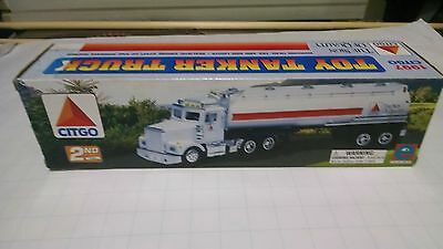 Citgo Toy Tanker Truck 1997 collectable edition new in box