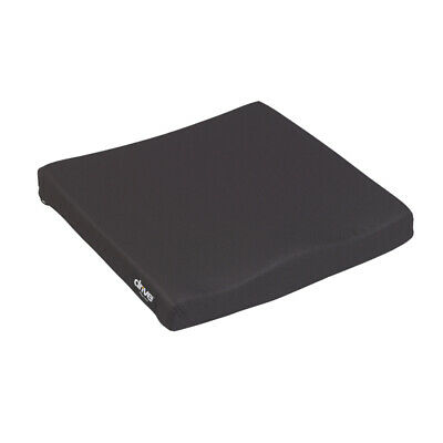 """Molded General Use 1 3/4"""" Wheelchair Seat Cushion, 16"""" Wide"""