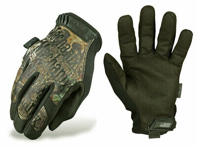 Guanti tattici original mimetici mossy oak  mechanix