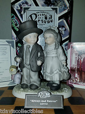 ALWAYS and FOREVER ~ Bride Groom Wedding ~ Kim Anderson Pretty As Picture 245755