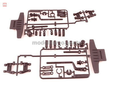 Tamiya M02 D Parts Suspension Arms Euons Roadster 50654 modellismo