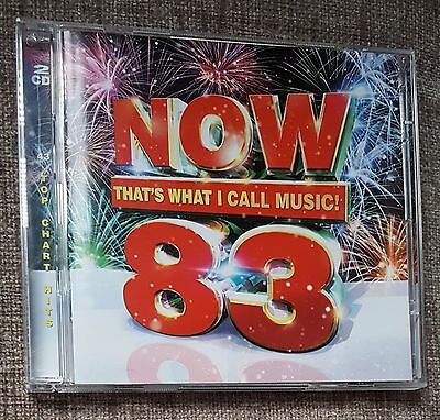 Now That's What I Call Music 83