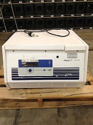 Qiagen Sigma 4K15C Laboratory Tabletop Refrigerated Centrifuge 15000 RPM
