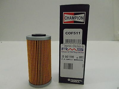 CHAMPION OIL FILTER for SHERCO SM 4.5i F 2004 2005 2006 2007 2008 2009 2010