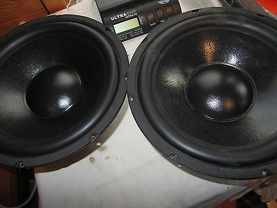 """Wharfedale 300mm 12"""" bass driver woofer speaker also used in subs (2 available)"""