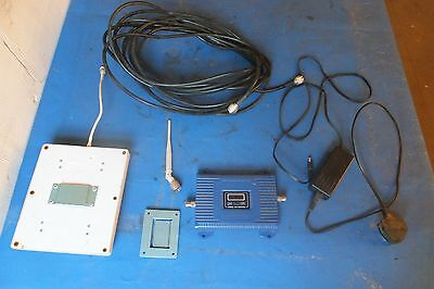 Mobile repeater signal booster EE & Virgin / Orange / T mobile