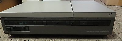 Magnavox Laserdisc Player Tested! Works! W/5 Laserdiscs Out of Our Lot!