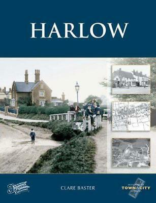 Harlow (Town and City Memories), Baster, Clare | Paperback Book | 9781845891169