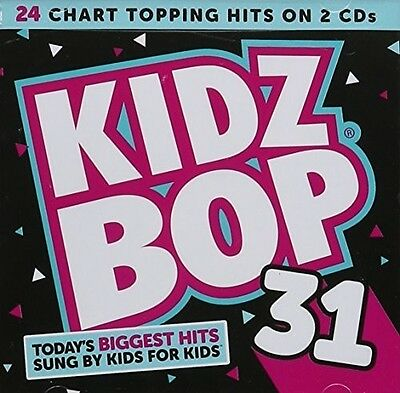 Kidz Bop Kids - Kidz Bop 31 [New CD] Canada - Import