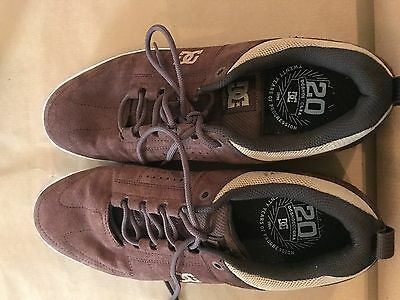 DC Mens Shoes - Brown Lynx UK size 9