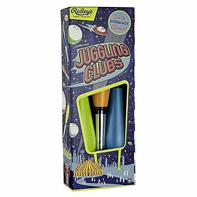 "Ridley's ""Neon Juggling Clubs Utopia"" Toy"