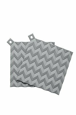 Rig-Tig by Stelton Z00208Hold-on Silicone Pot Holder, Set of 2Pieces